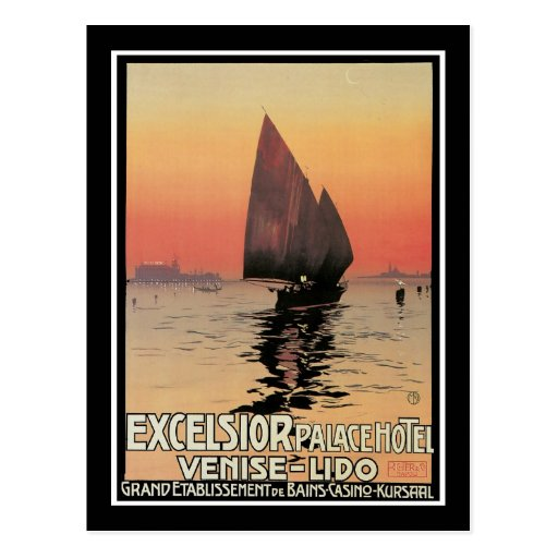 Excelsior Palace Hotel: Venise-Lido Post Cards