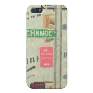 Exchange Place iPhone 5 Cases
