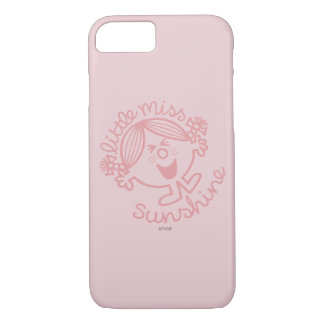 Excitable Little Miss Sunshine iPhone 8/7 Case