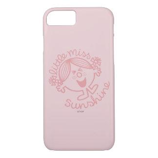 Excitable Little Miss Sunshine iPhone 8/7 Case
