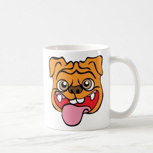 Excited Milo Mug