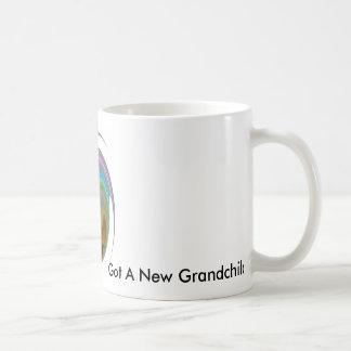 excitement basic white mug