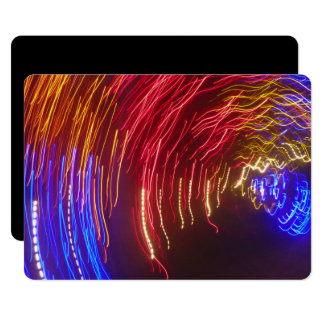 Exciting Lights Card