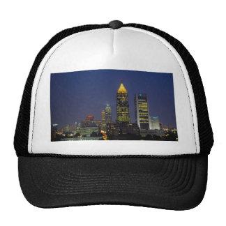 Exciting nightlife, Atlanta, Georgia, U.S.A. Trucker Hats