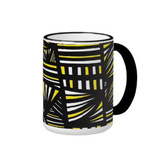 Exciting Sophisticated Cheerful Sweet Ringer Mug