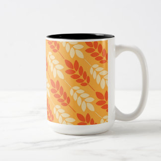 Exciting Wealthy Agreeable Action Two-Tone Mug