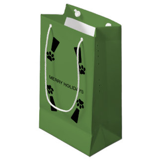 EXCLAMATION CAT PAW! Gift Bag