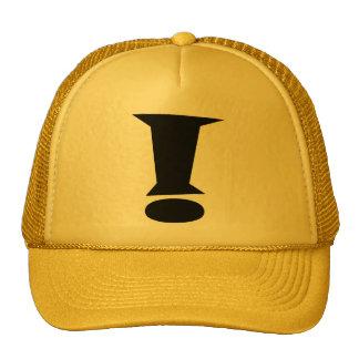 EXCLAMATION HAT! CAP