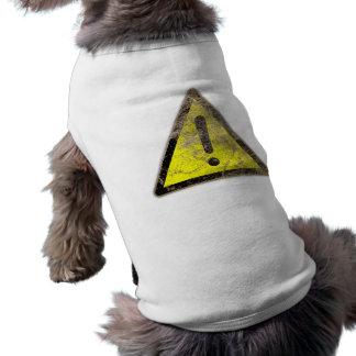 Exclamation Mark Pet Clothing
