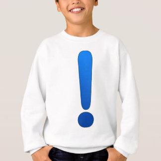 Exclamation Mark Sweatshirt