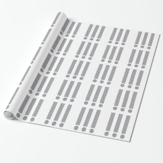 Exclamation Point Wrapping Paper