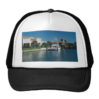 Exclusive gulf community, southern Texas, U.S.A. Hats
