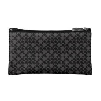 Exclusive never seen polka dots cosmetics bags