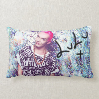 Exclusive signed 'LuLu' Plastic Cushion