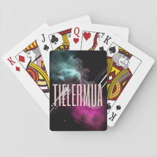 Exclusive TIELERMUA: Brushplosion I Playing Cards
