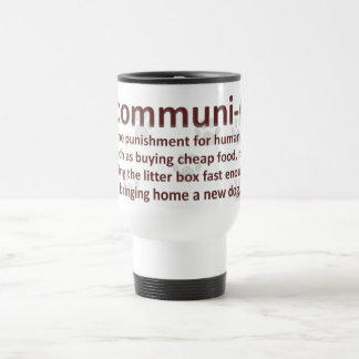 Excommuni-Cat Wide Travel Mug
