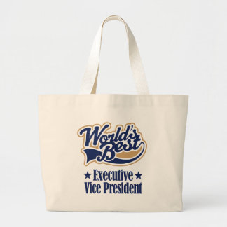 Executive Vice President Gift Large Tote Bag