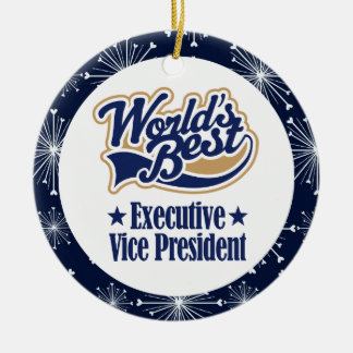 Executive Vice President Gift Ornament