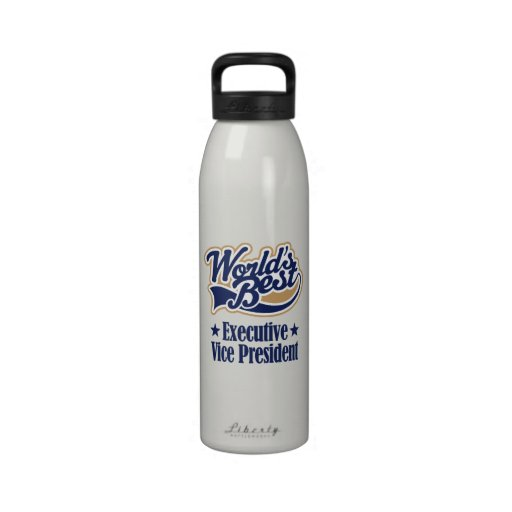 Executive Vice President Gift Water Bottle