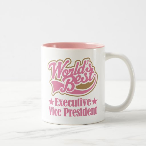 Executive Vice President Gift (Worlds Best) Coffee Mug