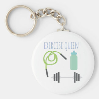 Exercice Queen Key Chain