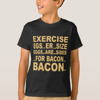 Exercise (beige) T-Shirt