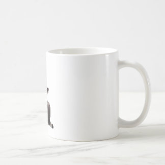 Exercise Bike Basic White Mug
