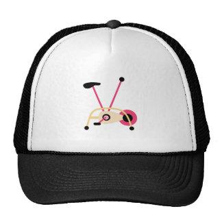 Exercise Bike Trucker Hat