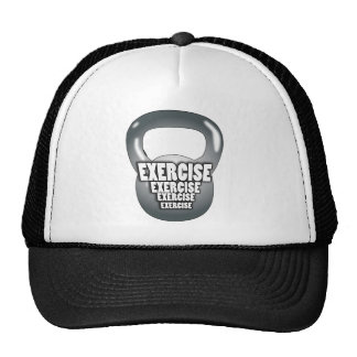 EXERCISE EXERCISE HATS