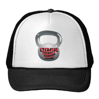 EXERCISE TRUCKER HAT