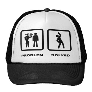 Exercise Mesh Hat
