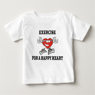 exercise heart2 baby T-Shirt
