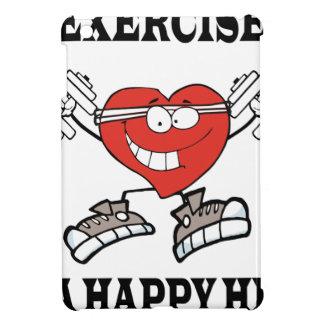 exercise heart2 iPad mini cover
