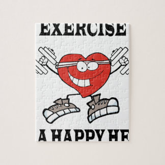 exercise heart2 jigsaw puzzle