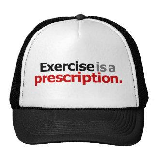 Exercise Is A Prescription Cap