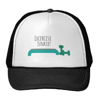 Exercise Junkie Trucker Hat