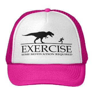 Exercise Motivation Cap