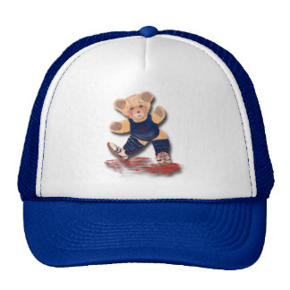 Exercise Teddy Bear Hat