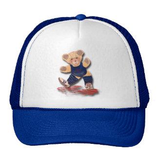 Exercise Teddy Bear Hat