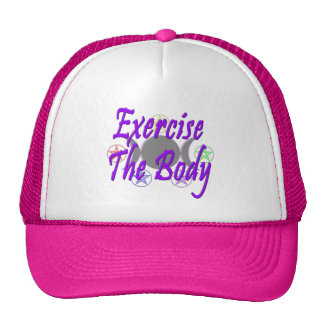 Exercise The Body Cap