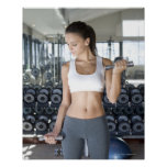 Exercising, Gym, Sport, Woman, Body care, Day,