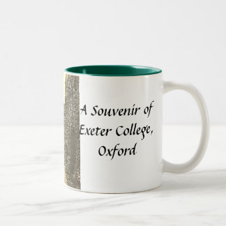 Exeter College, Oxford, Souvenir Mug