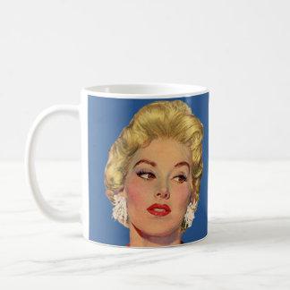 exhausted by how stupid coffee mug