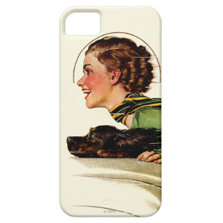 Exhilaration iPhone 5 Cover