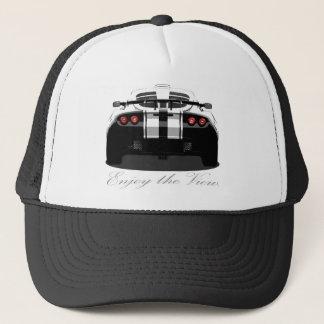 Exige enjoy the view trucker hat