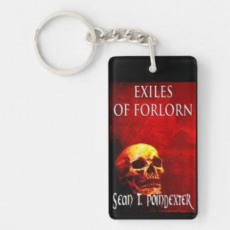 Exiles of Forlorn Designer Keychain