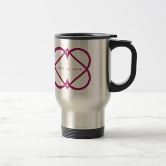 Exist In Love Travel Mug