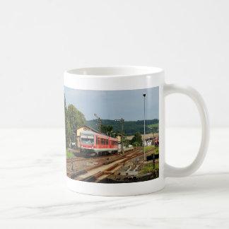 Exit from Glauburg Stockheim Coffee Mug