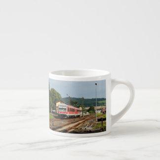 Exit from Glauburg Stockheim Espresso Cup