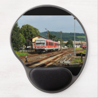 Exit from Glauburg Stockheim Gel Mouse Pad